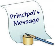 Click here to read message from Principal Hutchings